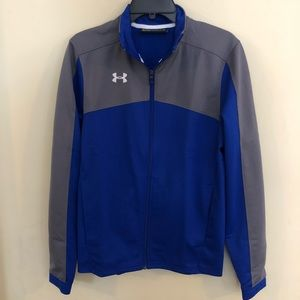 NWT Men's Under Armour Loose Fit Jacket Size Small